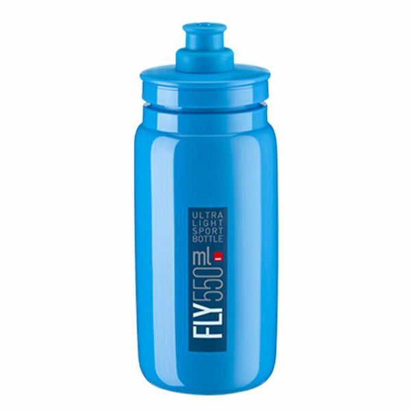 BIDON ELITE FLY - BLEU - 550ml Référence 2701 - - Montreal Internationnal Sports