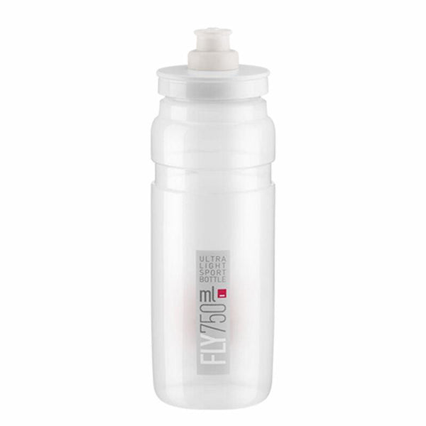 BIDON ELITE FLY CLEAR - GRIS - 750ml Référence 2709 - - Montreal Internationnal Sports
