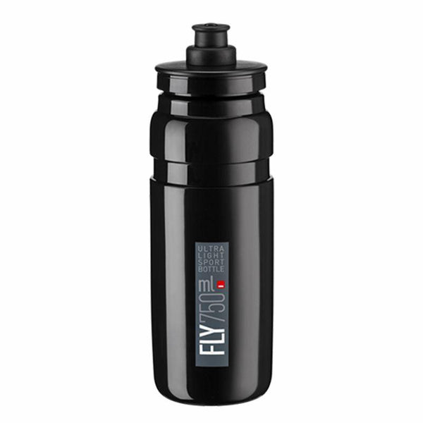 BIDON ELITE FLY - NOIR - 750ml Référence 2705 - - Montreal Internationnal Sports