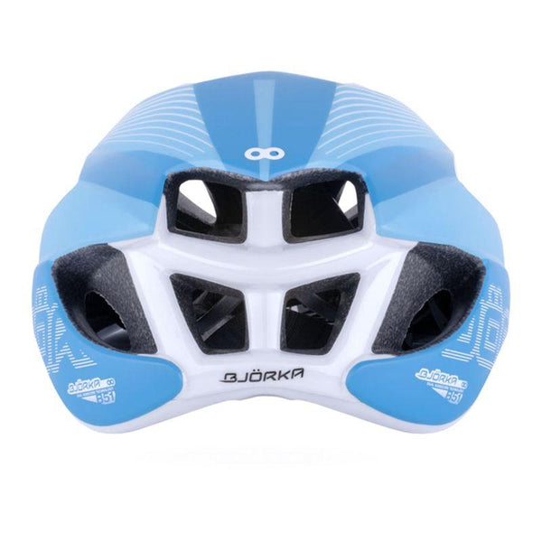CASQUE BJÖRKA HB51 - BLEU / BLANC 2075 - Montreal Internationnal Sports