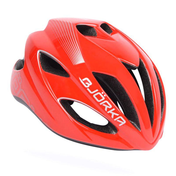 CASQUE BJÖRKA HB51 - ROUGE / NOIR  2074 - Montreal Internationnal Sports