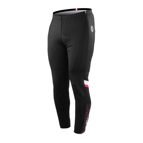 PANTALON ZIPPÉ THERMIQUE SILA CREATIVITY - ROSE  Référence 2698 - Montreal Internationnal Sports