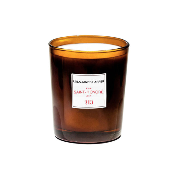 213 Rue Saint-Honore Candle