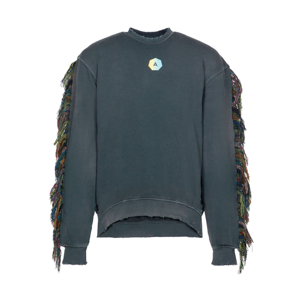 Surfside Fringe Crewneck