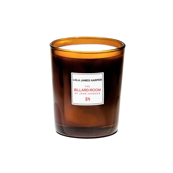The Billiard-Room Candle