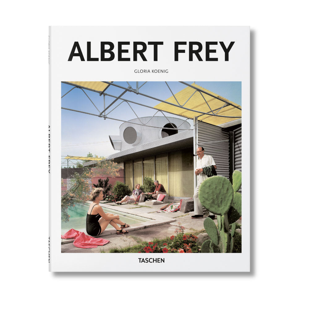 Albert Frey Book