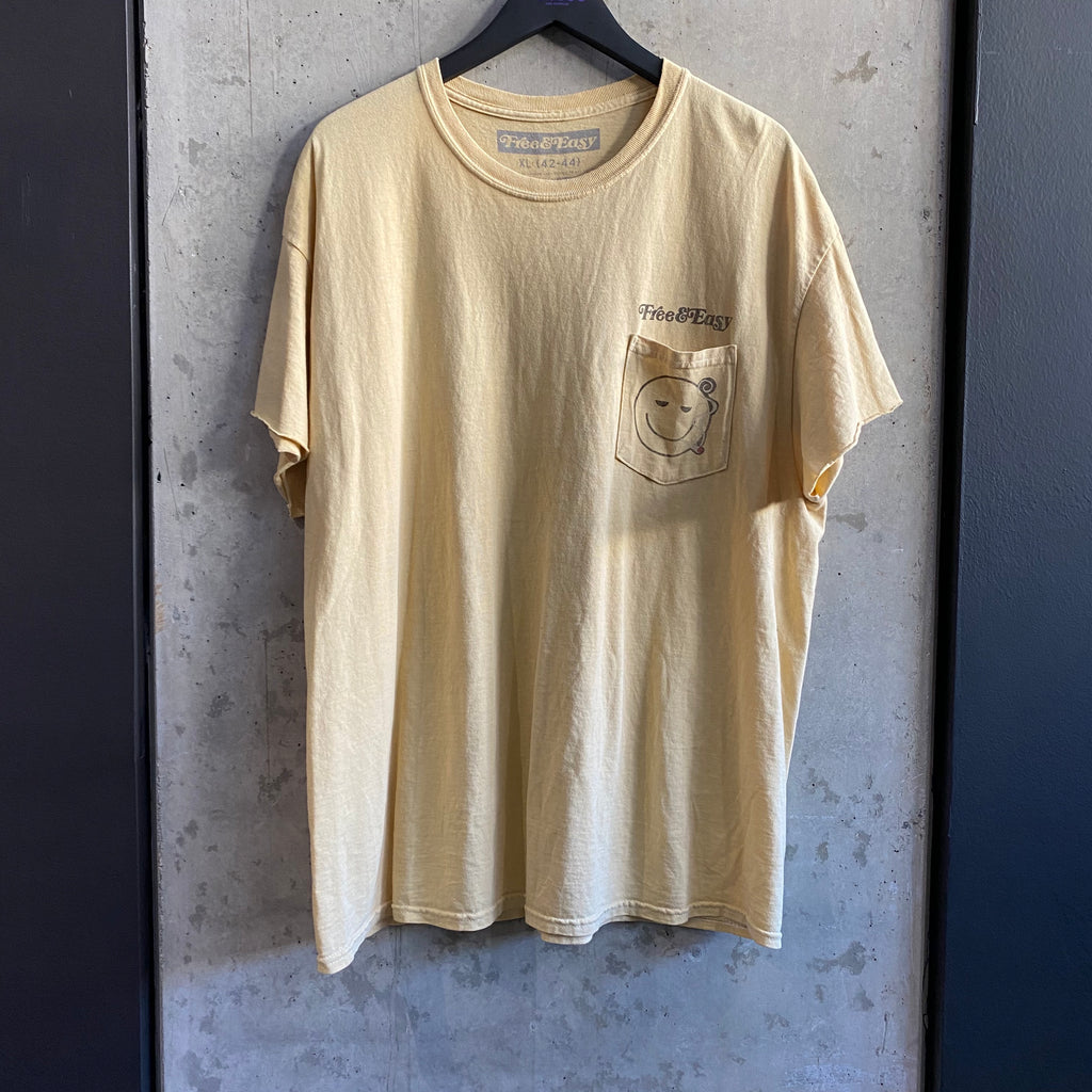 Smiley Pocket Tee