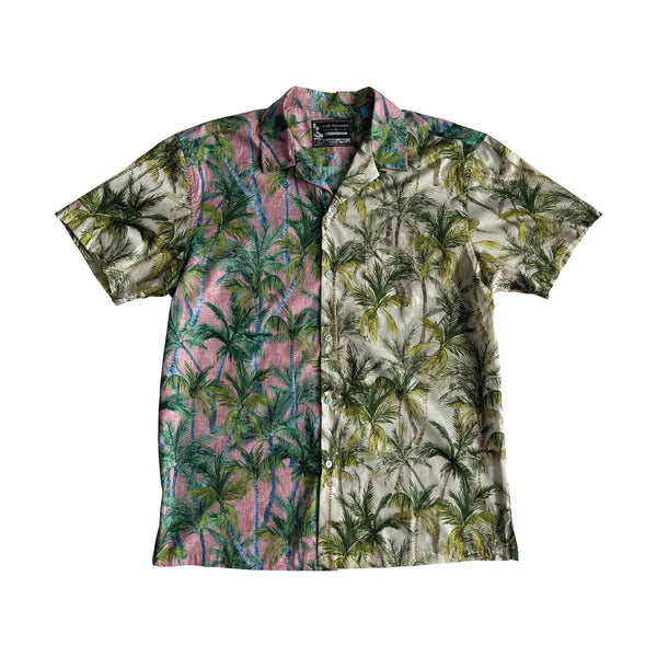 Tori Richard Patchwork Hawaiian Shirt