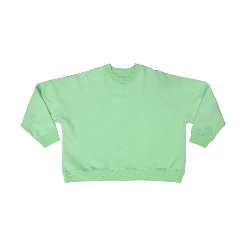 Loopwheeler Terry Crewneck