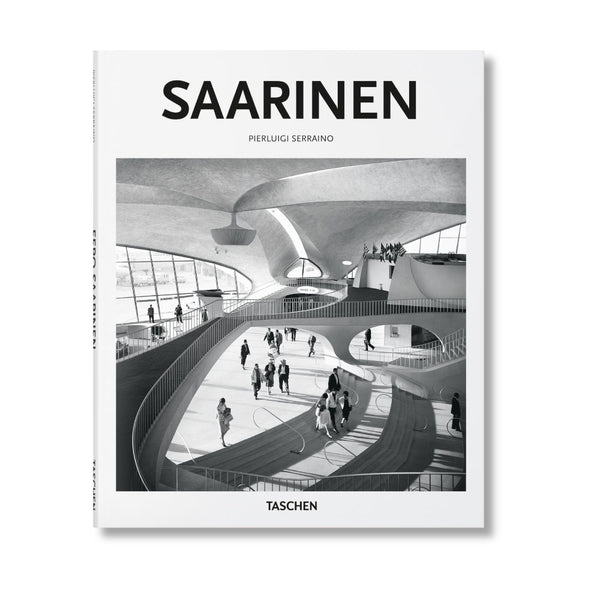Eero Saarinen Book