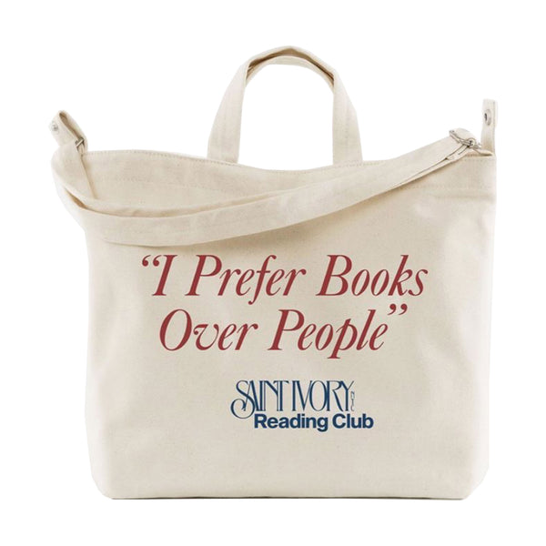 Reading Club Tote Bag