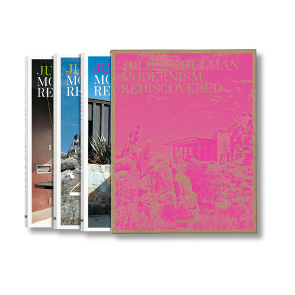 Julius Shulman Book Set