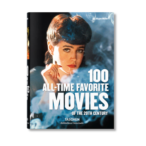 100 All-Time Favorite Movies Book