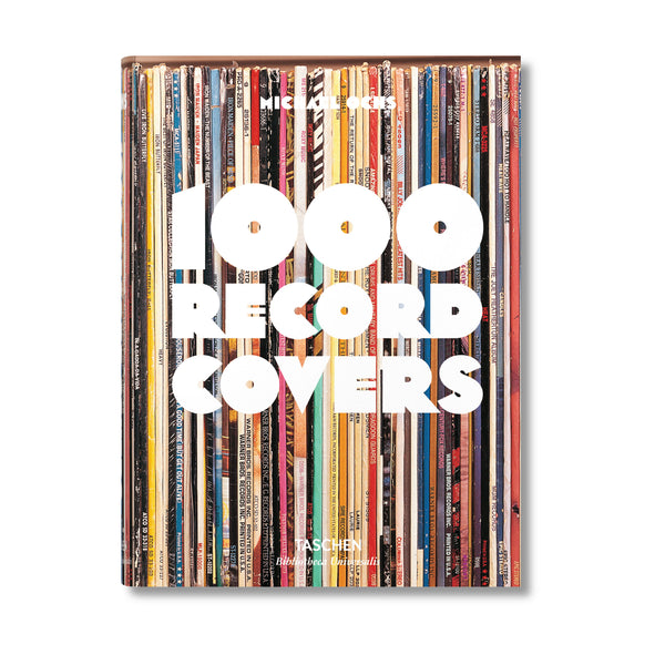 1000 Record Covers Book