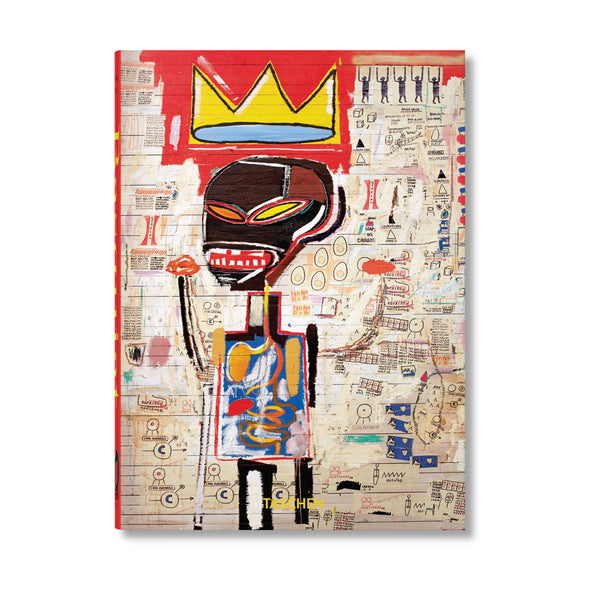 Basquiat 40th Anniversary Book
