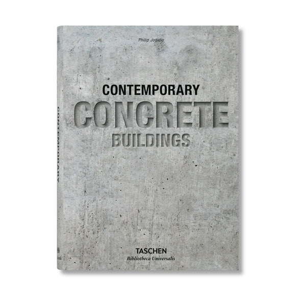 Contemporary Concrete Buildings Book
