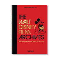Walt Disney Film Archives Book