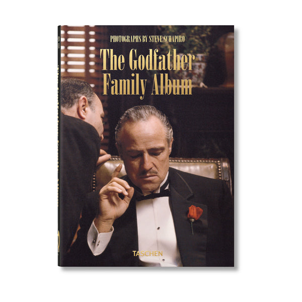 The Godfather Family Album Book