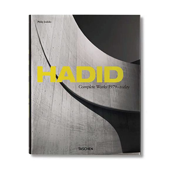 Hadid Complete Works Book