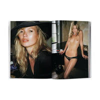 Kate Moss by Testino Book