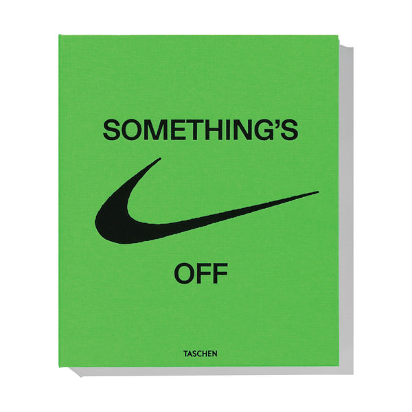 Virgil Abloh. Nike. ICONS Book