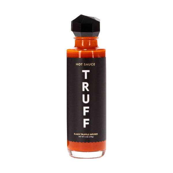 Black Truffle Infused Hot Sauce