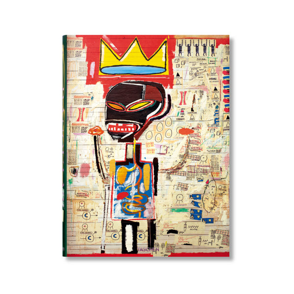 Basquiat XL Book
