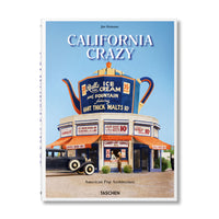 California Crazy Book