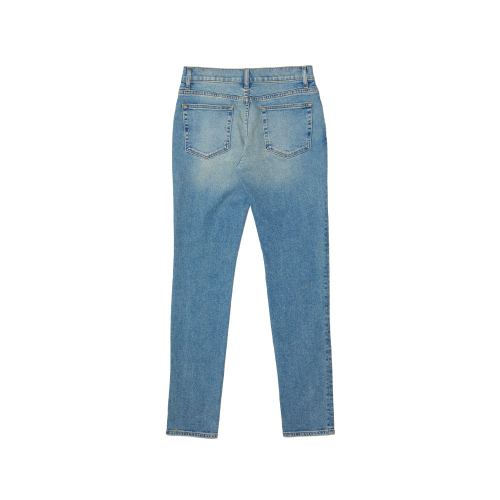Washed Stretch Denim