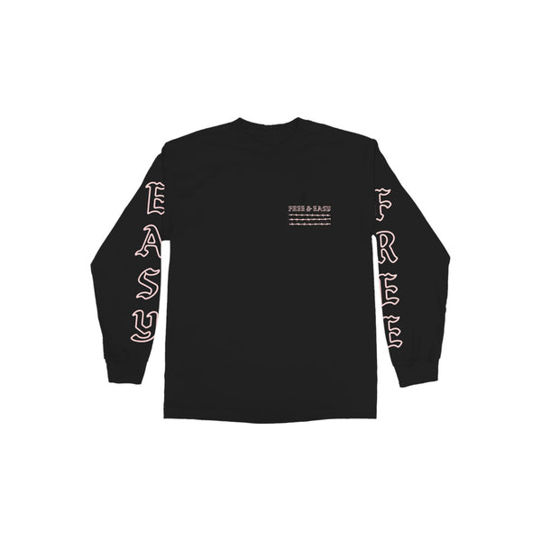 Barbwire Palm Long Sleeve Tee