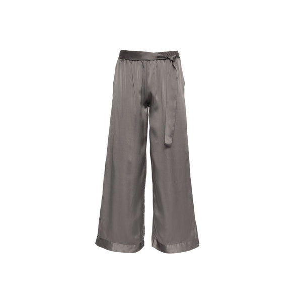 Hammer Silk Wide Leg Pants