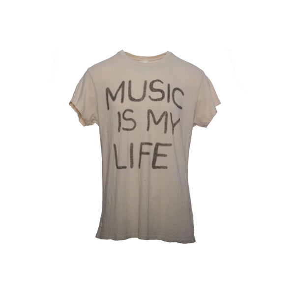 Music Is My Life Tee