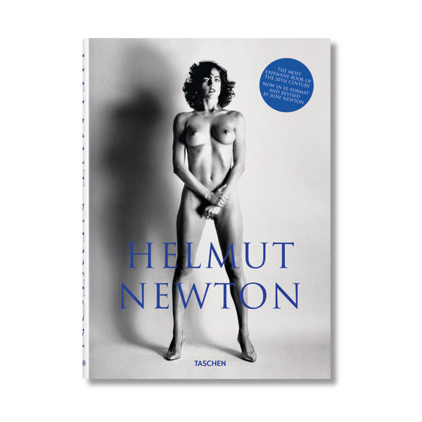 Helmut Newton XL Book