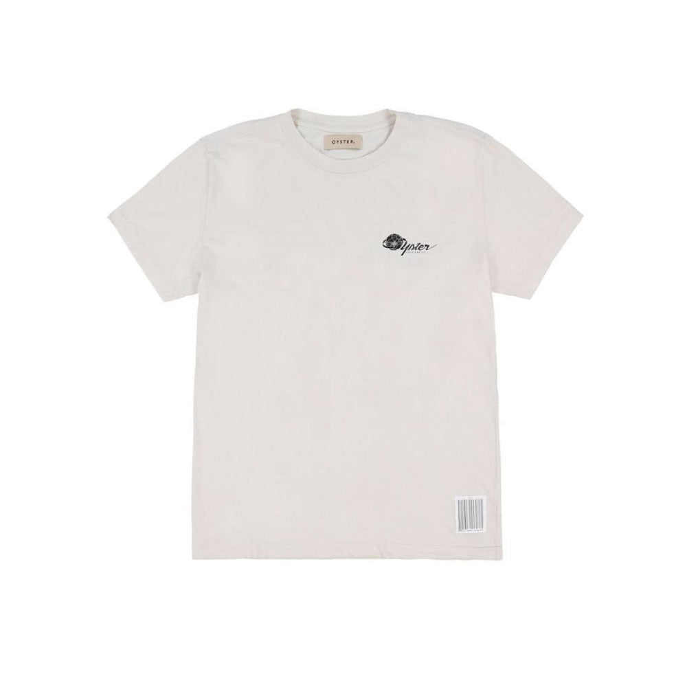 Oyster Airlines CHI Tee