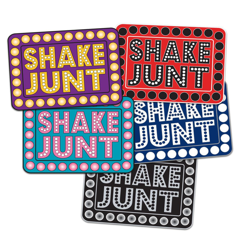 Shake Junt Box Logo Sticker