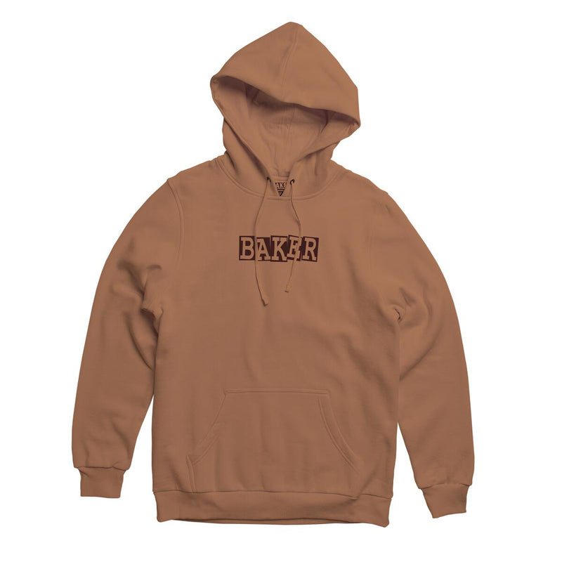 Brown Ribbon Baker Skateboard Pullover Hoodie