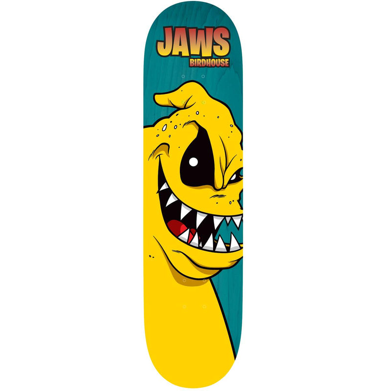 Jaws Yuk Birdhouse Skateboard Deck