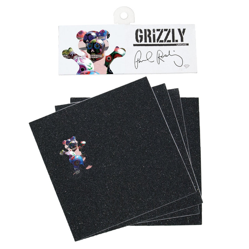 Grizzly Grip Squares P Rod Grip Tape