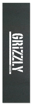 Grizzly Stamp Grip Tape - White