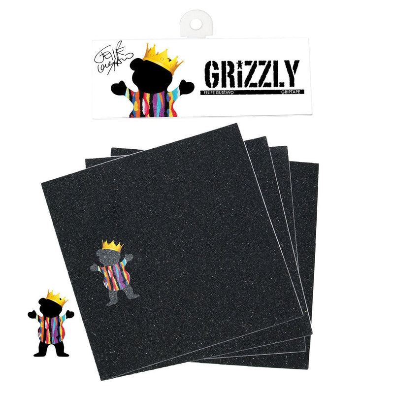 Grizzly Felipe Gusstavo Grip Tape