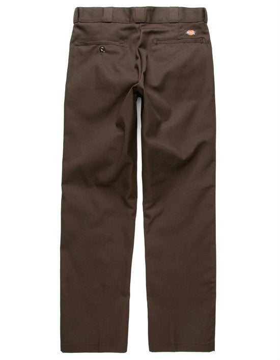 Dickies 874 Original Work Pant - Dark Brown