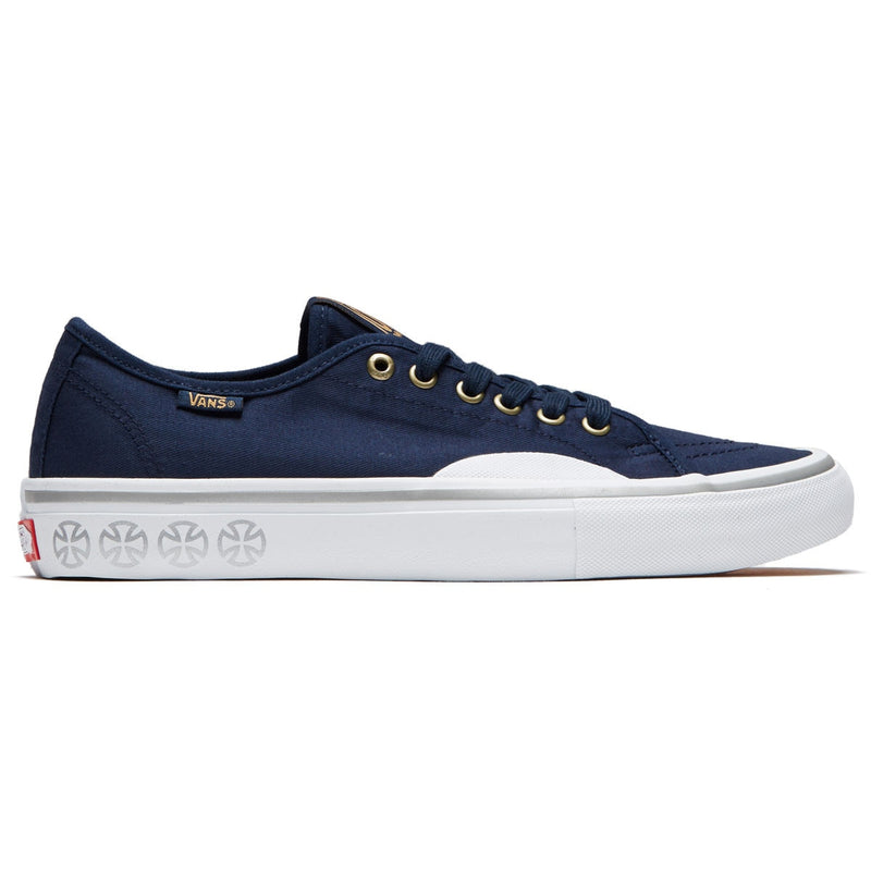 Vans AVE Classic Pro Skateboard Shoe - (Independent) Dress Blues