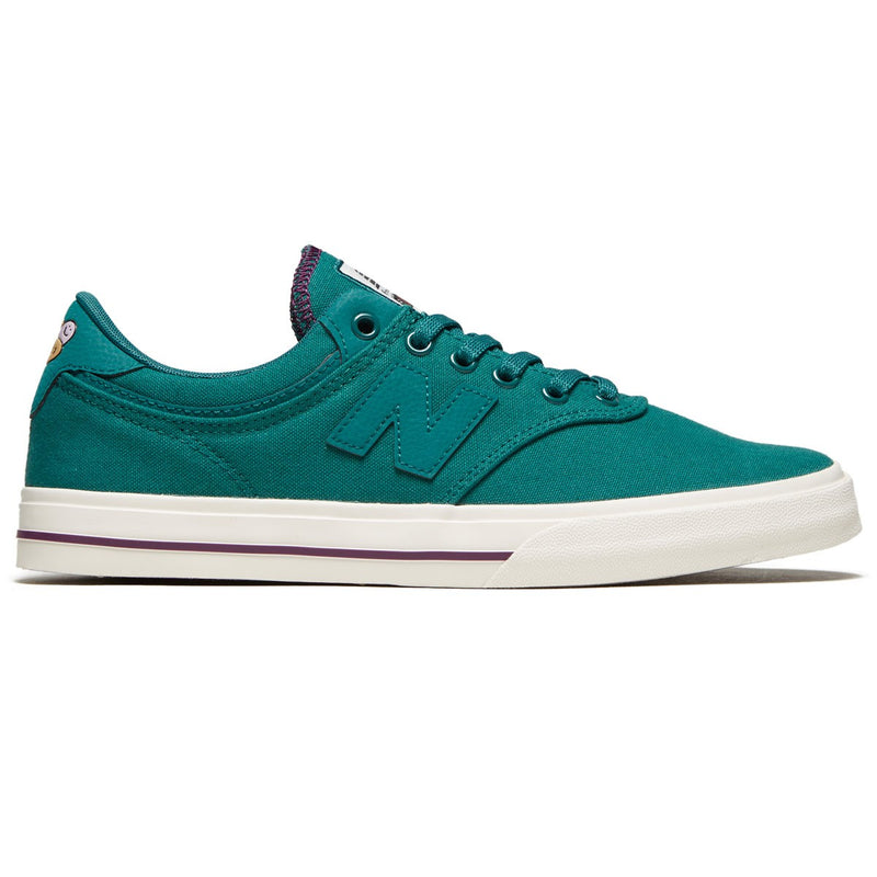 NM255FRV Green Franky Villani NB Numeric Skateboard Shoe