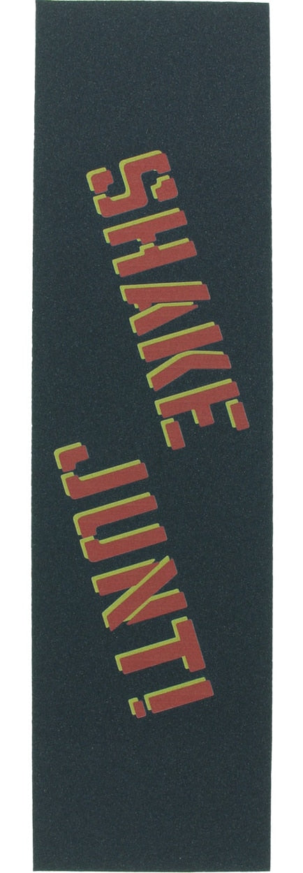 Shake Junt Spray Griptape - Red/Yellow