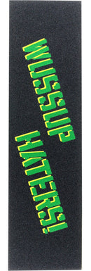 Shake Junt Wussup Haters Griptape - Green/Yellow