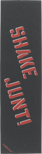 Shake Junt Ellington Griptape - Red/White
