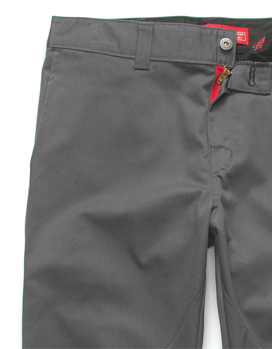 Dickies '67 Slim Taper Work Pant W/ Pivot Tek - Charcoal