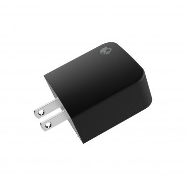 Black Dual USB Port Fix Rapid Skullcandy Charging Block
