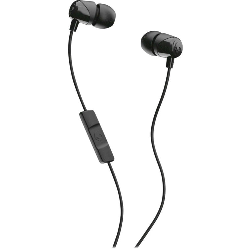 Skullcandy Black Jib Headphones W/ Mic