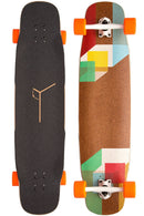 Loaded Tesseract  Longboard Complete W/ Paris trucks and Orangatang Wheels